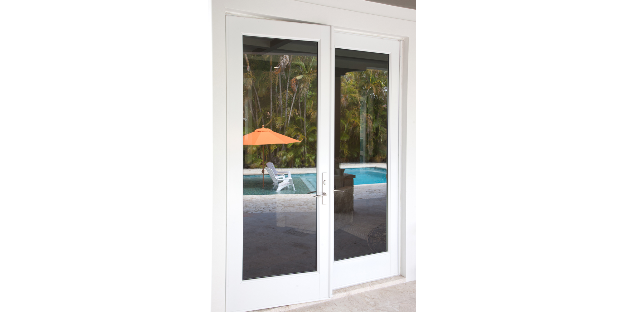 Winguard aluminum french door fd750 patio winguard for Pgt vinyl sliding glass doors