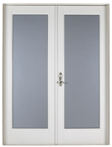 Preferred french door fd650 classicvue max french door for Aluminum french doors