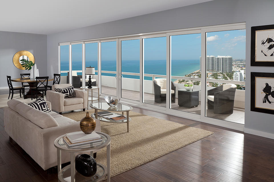 Impact Resistant Windows And Doors Condo Applications
