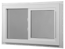 Horizontal Roller Window