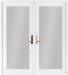 New WinGuard Vinyl French Door FD555